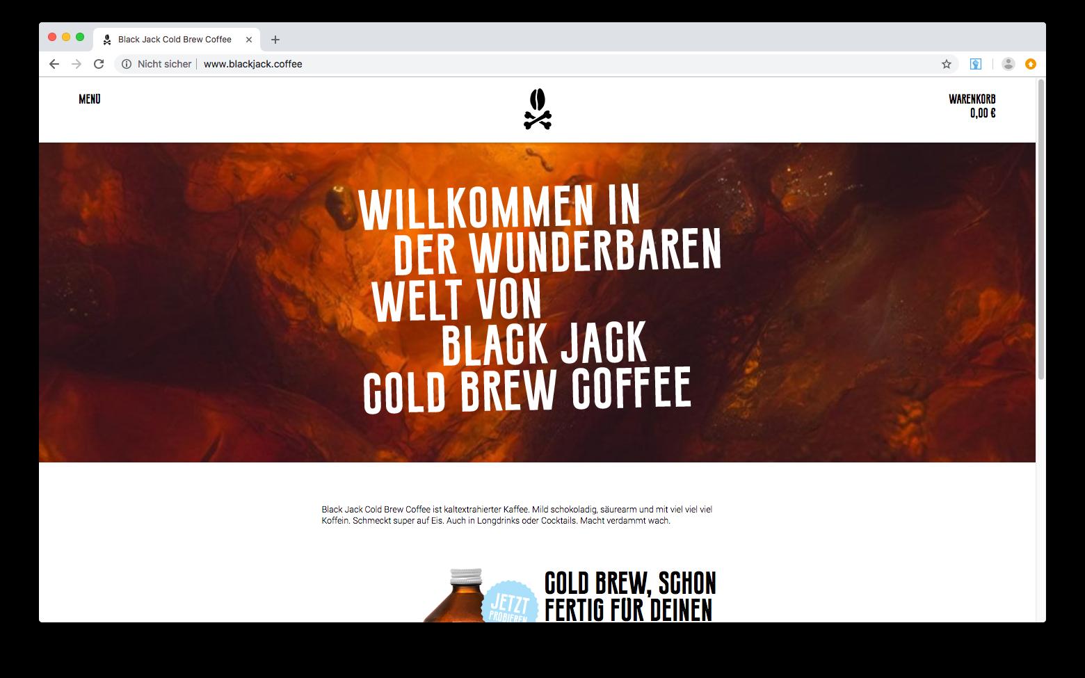Black Jack Coffee Crew